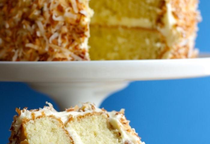 Coconut Cake Recipe The Hungry Hutch
