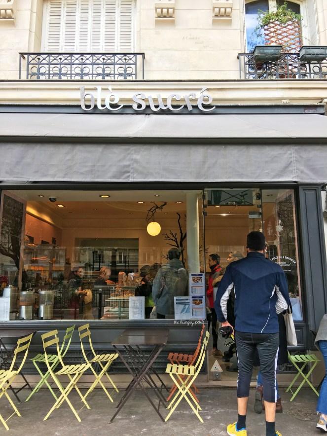 Blé Sucré is a tiny little shop. Prepare for a wait.
