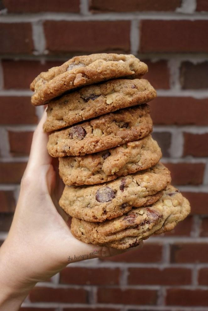 Beautiful, warm DoubleTree Cookies