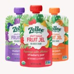 Zellee is an organic, plant-based gelatin-free fruit jel, packed in a fun squeeze pouch. Use coupon code Iris15 for 15% off