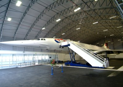 Concorde – Manchester Airport