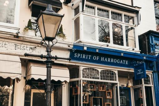 Spirit of Harrogate – Slingsby Gin