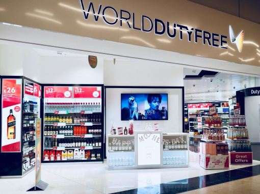 World Duty Free Liverpool Airport