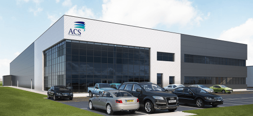 ACS Stainless Steel Commercial Office Fit Out