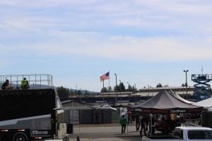 rallycross tanner foust and scott speed