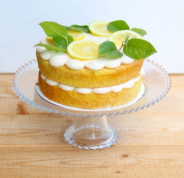 easy lemon cake recipe