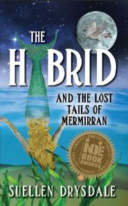 Children's book - The Hybrid and the Lost Tails of Mermirran