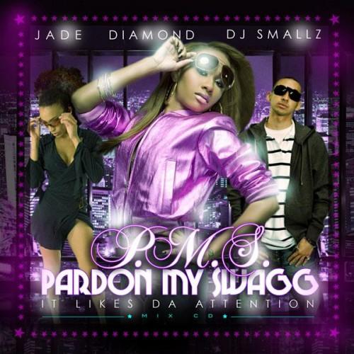 Diamond Pardon My Swagg Mixtape cover