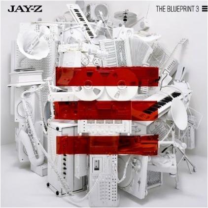 Jay-z The Blueprint 3 album cover