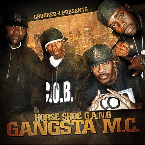 Gangsta MC Horseshoe GANG