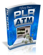 Interested in learning how to make money with PLR? Click this image and learn from Tiffany Dow herself!