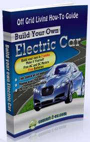 Always wanted to build your own electric car but just didn't know how? This book is for you!