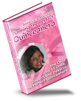 "She only turns 15 once. Learn how to plan the perfect quineanera by reading this book ""Planning The Perfect Quinceanera"" by Anna Lara Marshall."