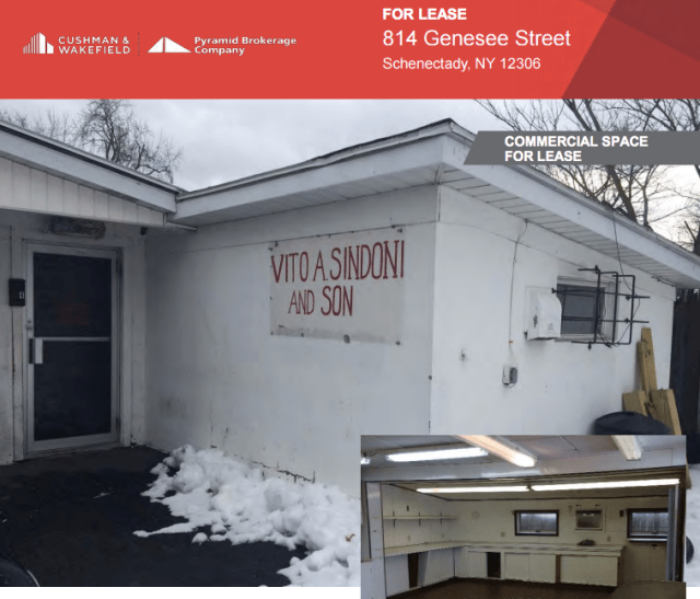 Schenectady commercial kitchen space for lease commercial real estate property owner