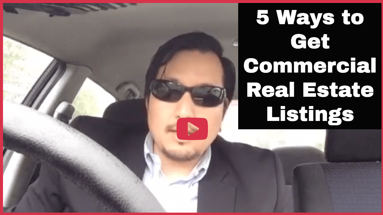 5 Ways to Get Commercial Real Estate Listings