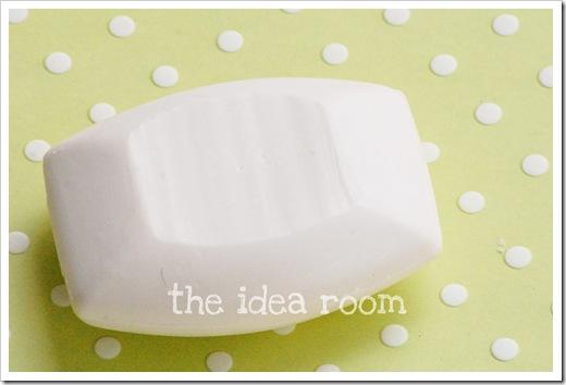 monogrammed soap 3
