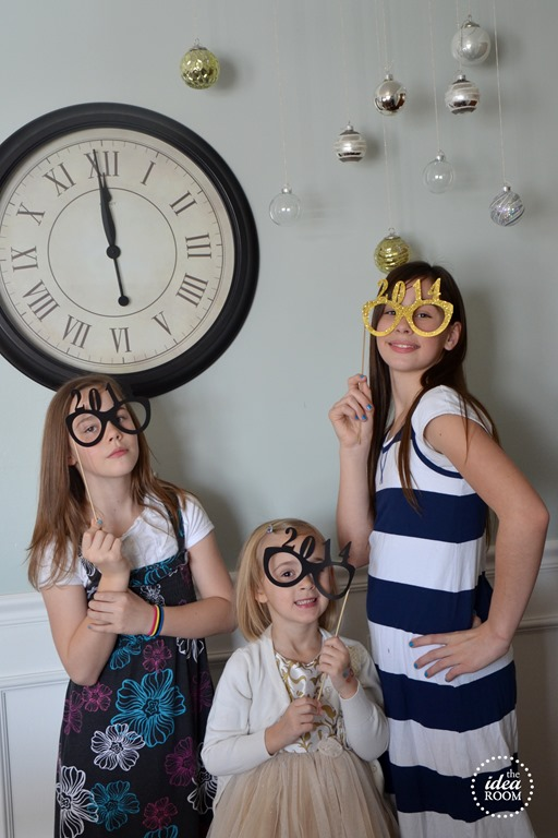 New Years Eve Photo Booth Props The Idea Room