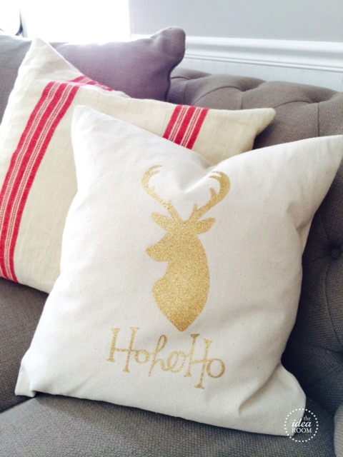 how to sew an 18 inch pillow cover