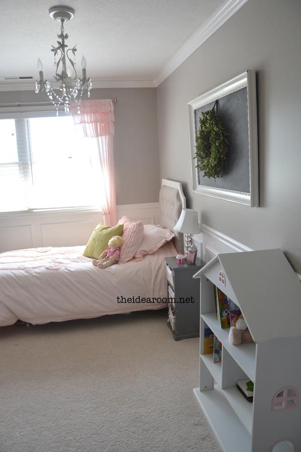 Girls Room Reveal The Idea Room