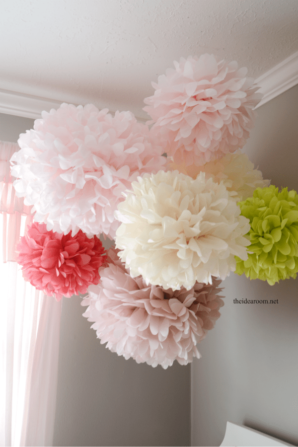 Floral Party Decorations