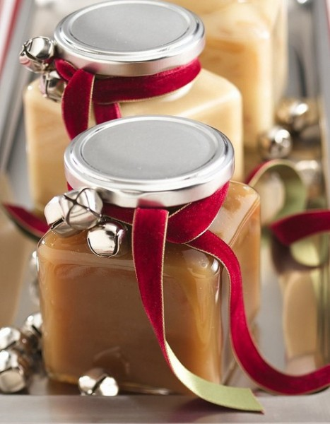 salted caramel apple sauce