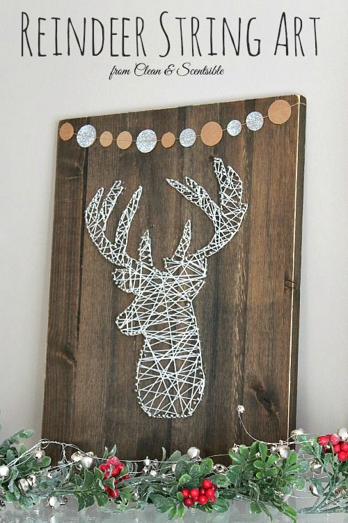 25 DIY Christmas Decorations The Idea Room