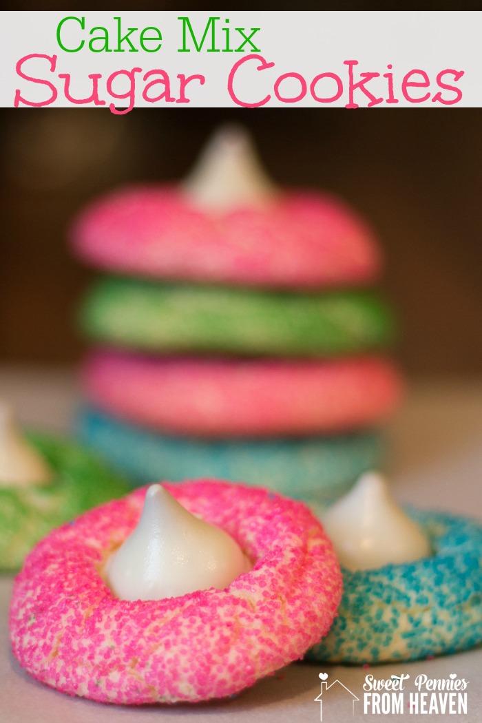 Cake Mix Dessert Recipes The Idea Room