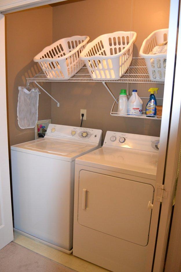 Laundry Room Organization Ideas - The Idea Room on Laundry Room Shelves Ideas  id=34857