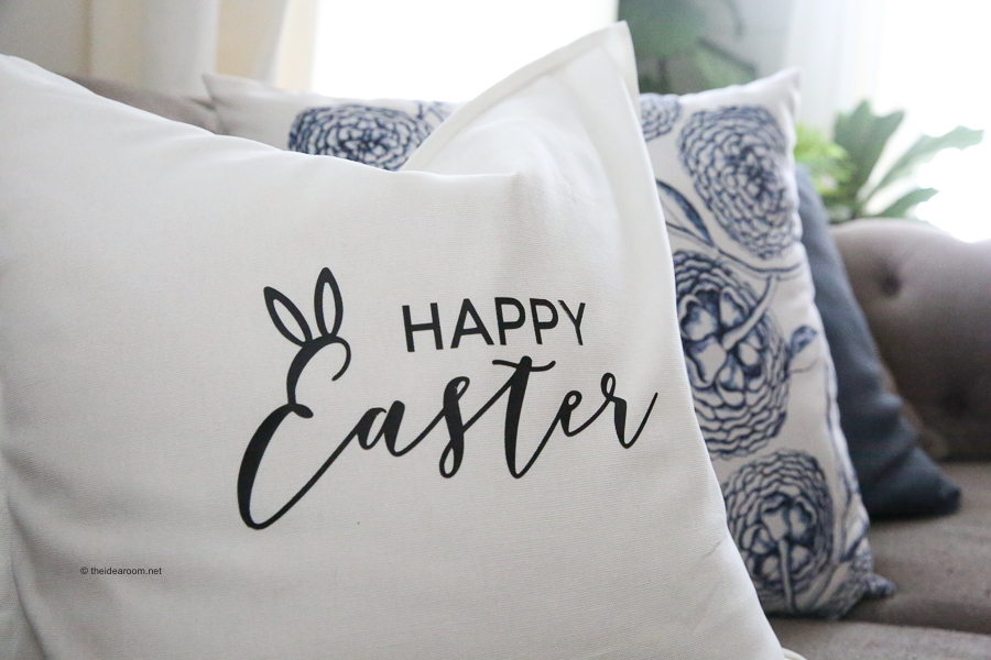 easter pillows the idea room