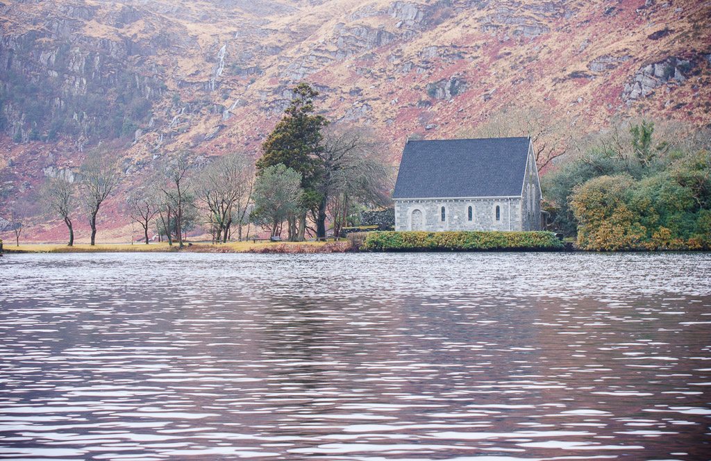 Gougane Barra Forest Park, lake