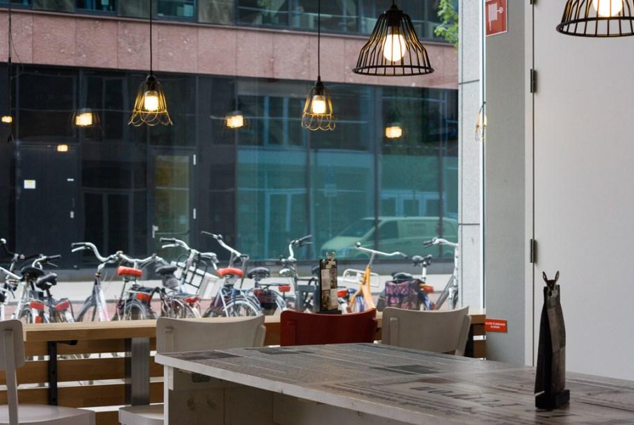 Rotterdam wellness travel guide Markthal