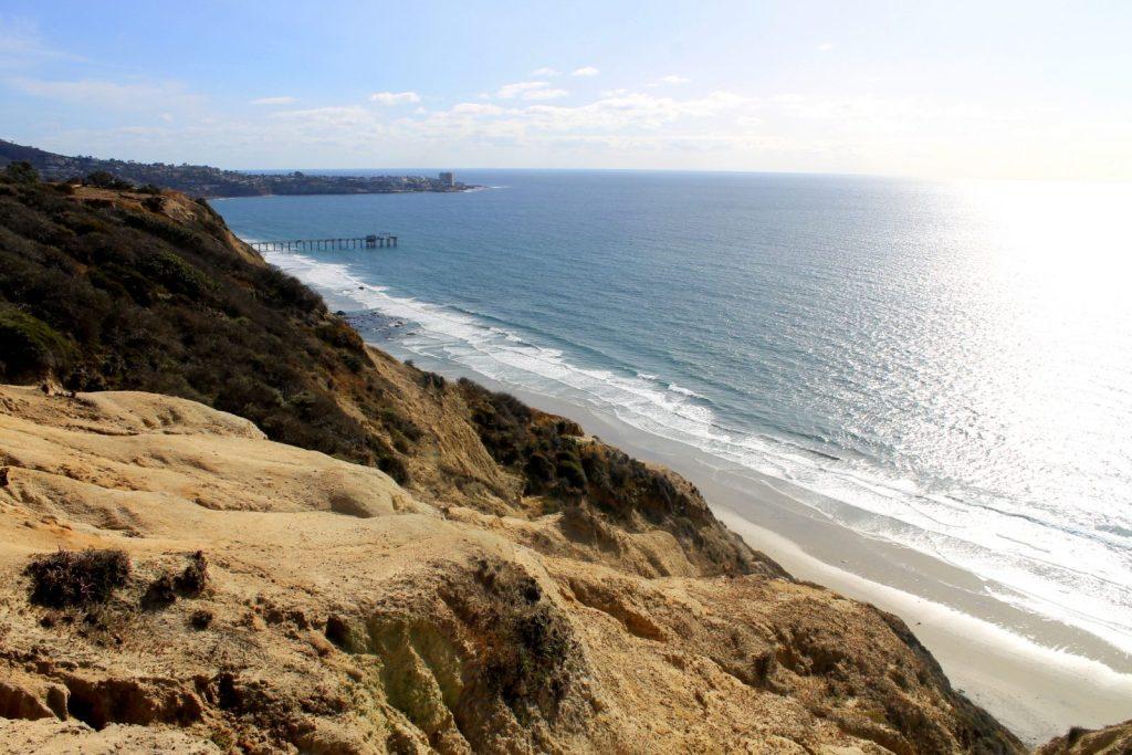 San Diego, Blacks Cliffs, happy place