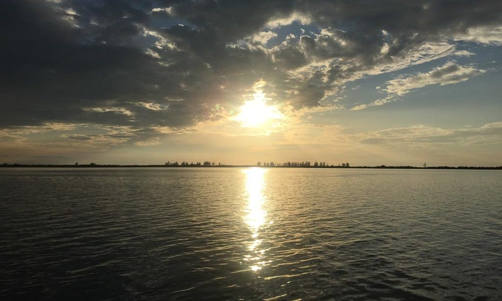 Wellness Travel - Sunset in the Bahamas