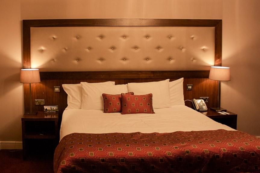 Dunboyne Castle Hotel bedroom