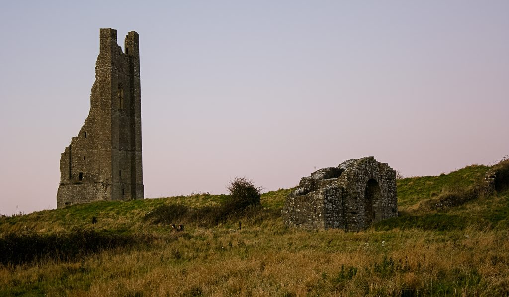 Trim monuments - Boyne Valley, Ireland