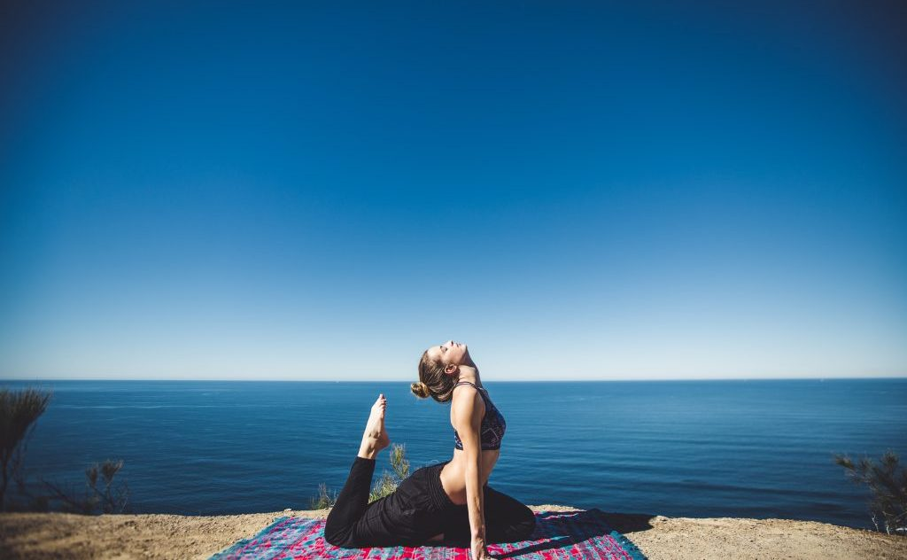 wellness travel - yoga