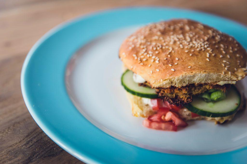 vegan and vegetarian restaurants in Edinburgh, UK