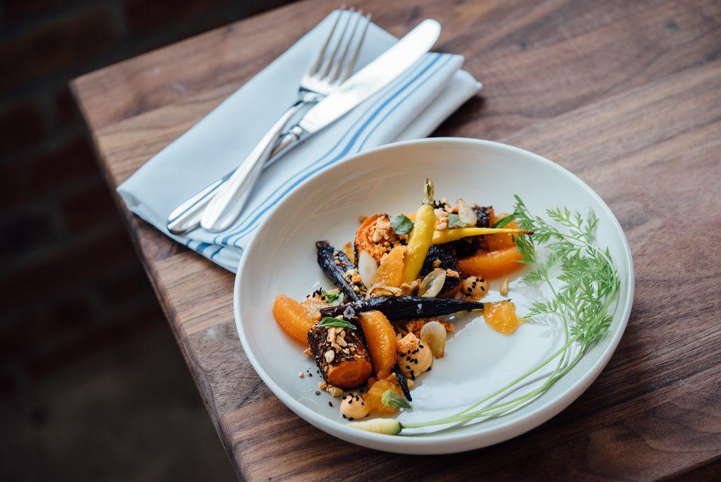 vegan and vegetarian restaurants in Edinburgh, Scotland
