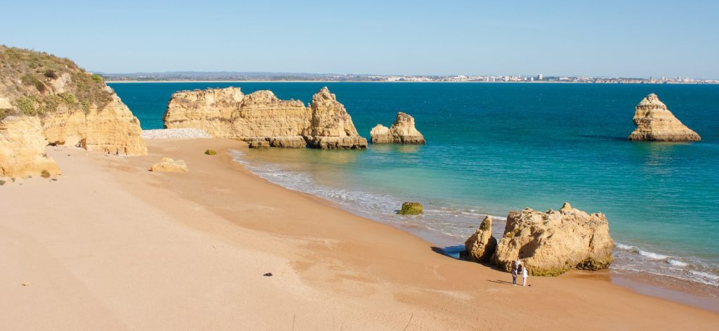 Alvor Beaches, Algarve