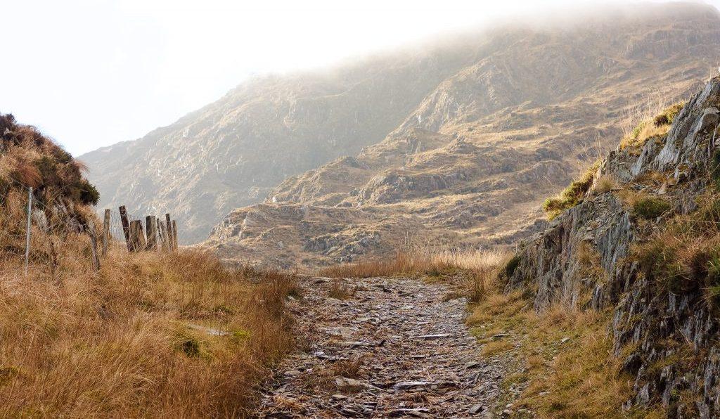 Old Kenmare Road - Killarney National Park walks
