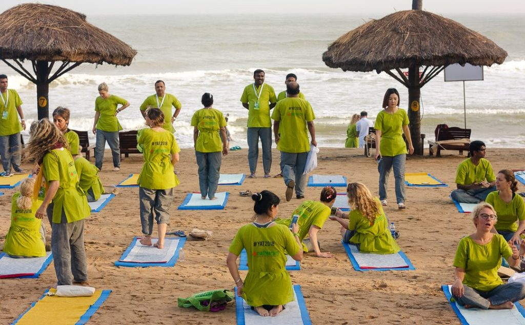 yoga in kerala, yoga courses in kerala