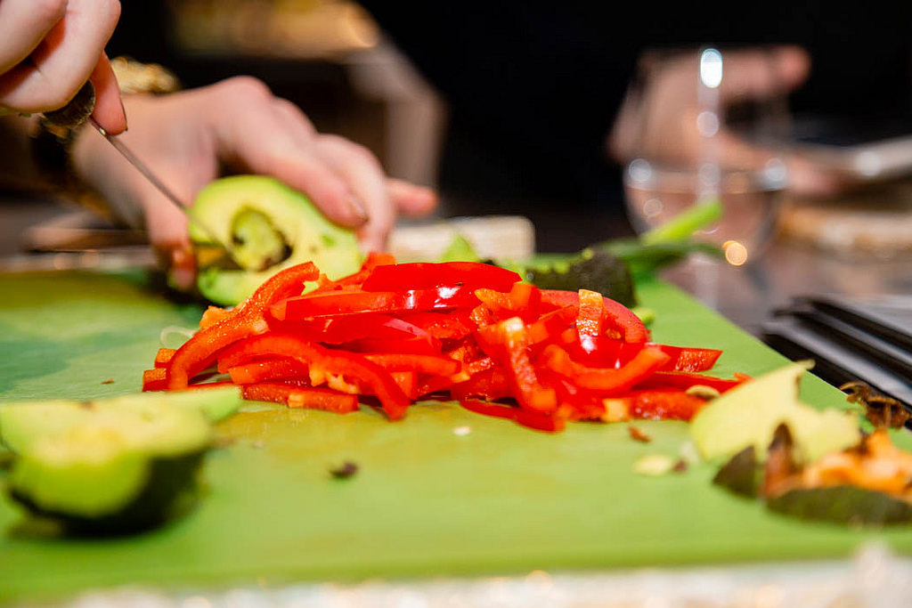 The Avenue Cookery School - suchi