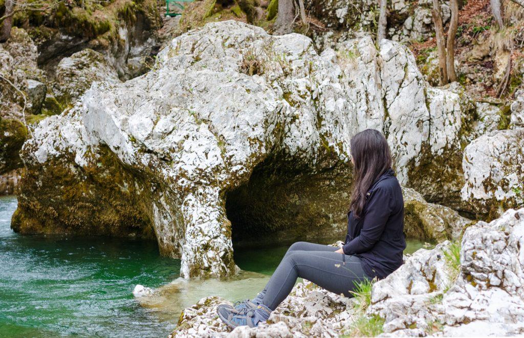 Mostnica Gorge, Little Elephant, Slovenia