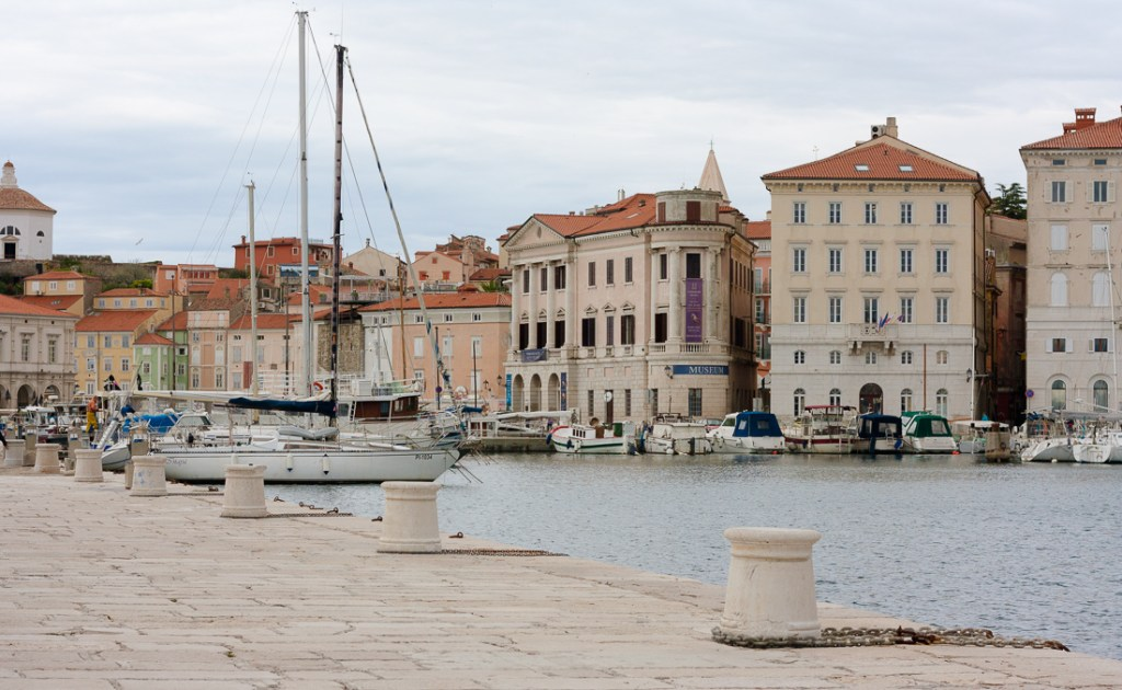 Piran Seafront Promenade, 10 days in Slovenia