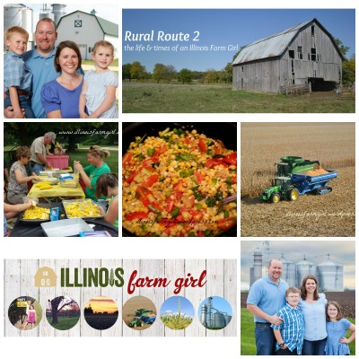 Five Years as The Illinois Farm Girl