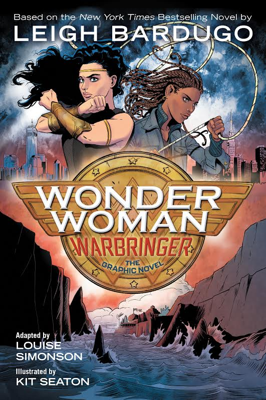 DC Debuts Delightful Book Trailer for Wonder Woman: Warbringer - The Illuminerdi