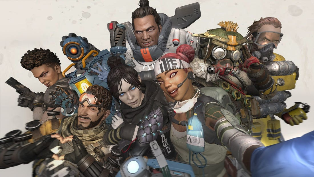 Apex Legends: The Year in Review (Part 6 of 7)