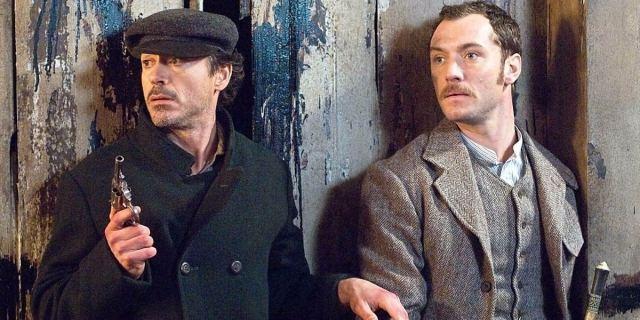 Peaky Blinders' Paul Anderson In Talks To Join Sherlock Holmes 3: EXCLUSIVE - The Illuminerdi