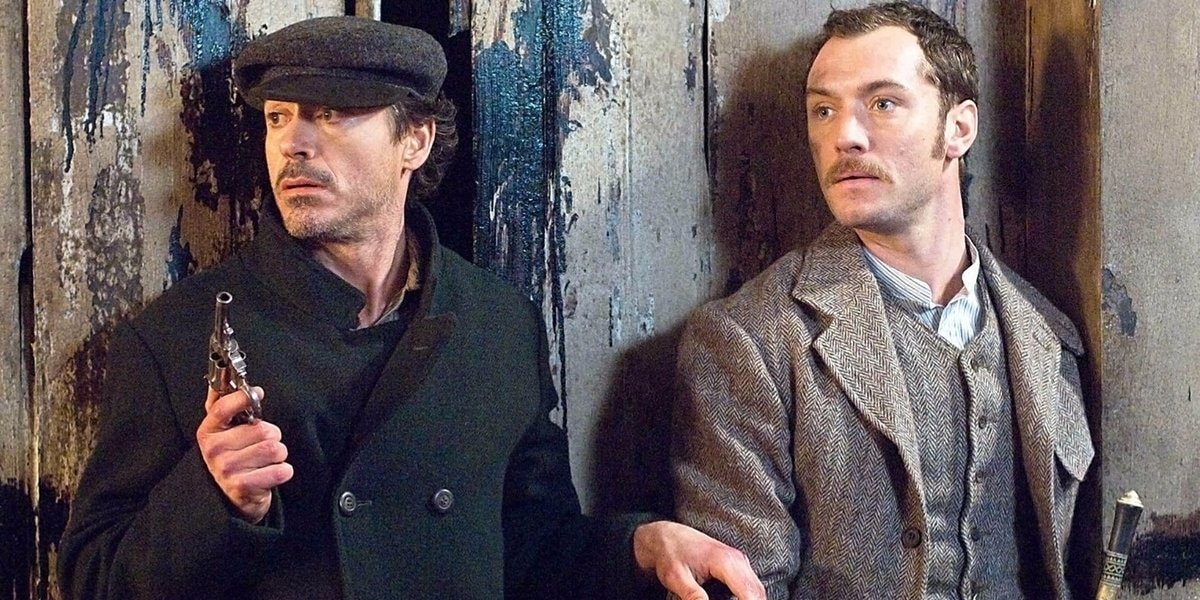 Sherlock Holmes 3 Character Breakdowns Tease An International Adventure: EXCLUSIVE