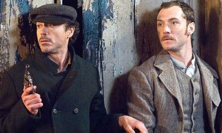 Sherlock Holmes 3 Character Breakdowns Tease An International Adventure: EXCLUSIVE